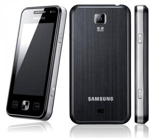 SAMSUNG C6712 Star II Duos: Telefon Dual SiM, meniu limba ROMANA, ORIGINAL -negru