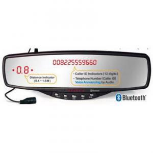 OGLINDA AUTO cu Carkit Bluetooth