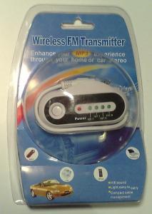 Modulator auto fm transmitter