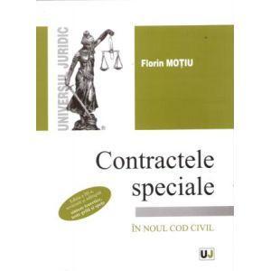 Contractele speciale