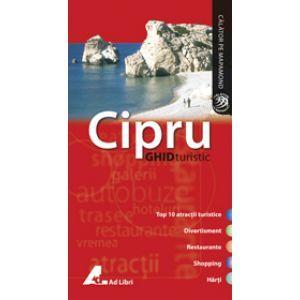 Ghid turistic Cipru