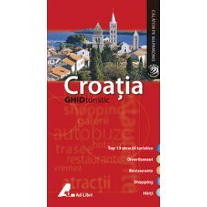 Ghid turistic Croatia