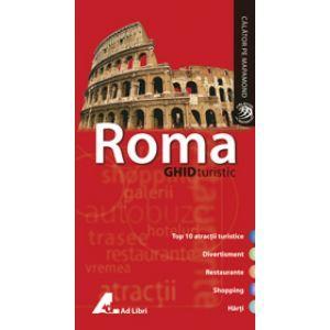 Roma ghid turistic cultural