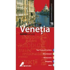 Venetia ghid turistic cultural