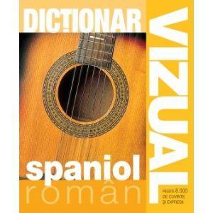 Dictionar vizual spaniol roman