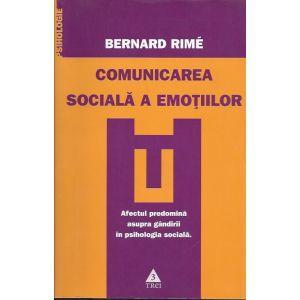 Comunicarea sociala a emotiilor