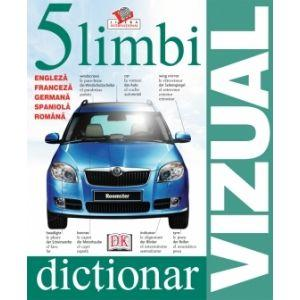 Dictionar vizual in 5 limbi