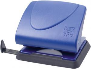 Perforator SAX 325, max. 25 coli, albastru