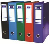 Biblioraft RTC Select, albastru, A4, 50mm, PP exterior, PP interior