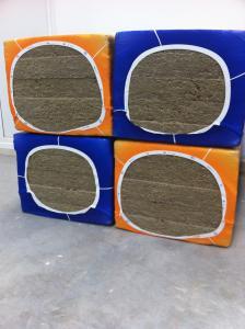 Pachet 3,6mp placi vata bazaltica caserate 100mm-izolare mansarda