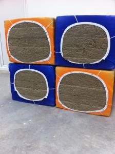 Pachet 7,2mp placi vata bazaltica caserate 50mm-izolare mansarda