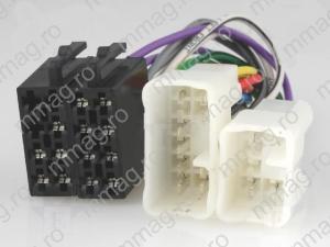 Cablu ISO Daihatsu, Lexus, Toyota, VW, adaptor ISO, 4Car Media