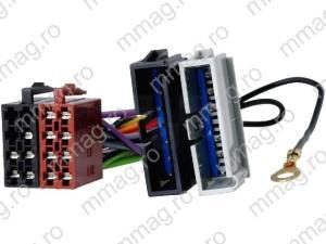Cablu ISO Chrysler, Dodge, Jeep, adaptor ISO Chrysler, Dodge, Jeep, 4Car Media