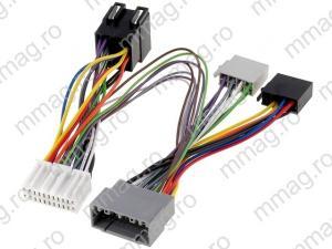 Cablu kit handsfree THB, Parrot, Jeep,4Car Media