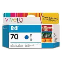 CARTUS BLUE VIVERA NR.70 130ML C9458A ORIGINAL HP DESIGNJET Z2100
