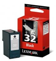 Cartus black lexmark nr 32