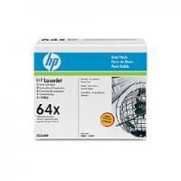DUAL PACK CARTUS TONER CC364XD (2XCC364X) 2X20K ORIGINAL HP LASERJET P4015N