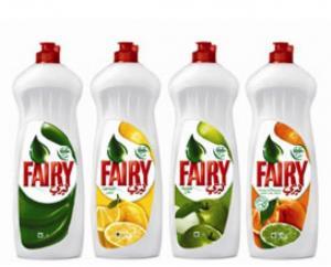 Fairy detergent pt vase