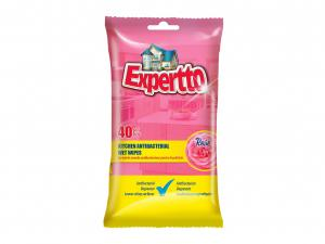 Servetele umede bucatarie Expertto 40 buc/set