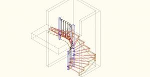 Proiectarea scarilor