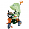 Tricicleta dhs baby 107-a4 jolly ride verde dh4357