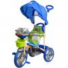 Tricicleta dhs baby 107a-2 albastru dh4359
