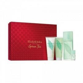 ELIZABETH ARDEN Green Tea Set Cosmetic 100 ml+100 ml+ 100 ml+ miniatura, pentru EA
