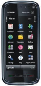 Nokia 5800 xpress music black