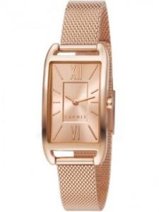 ESPRIT ES107112008 Casey Mesh Rose Gold , ceas de dama