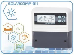 Controler panouri solare