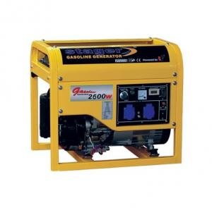 Generator open frame de curent monofazat benzina GG 3500E+B