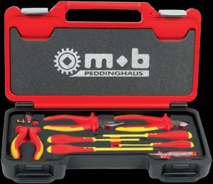 Trusa mentenanta pentru electricieni - modul MEDIU Fusion Box IUS Brasov