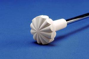 Varf de schimb baston majorete Diam. 9mm