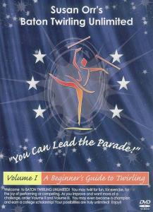 DVD - Baton Twirling unlimited