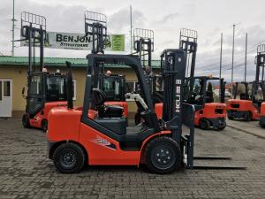Motostivuitor Heli 3.5 tone diesel NOU (952 D)