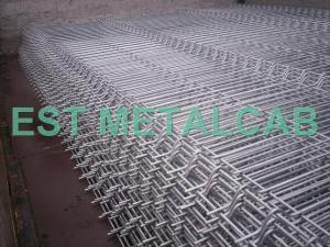 Panouri gard bordurate zincate