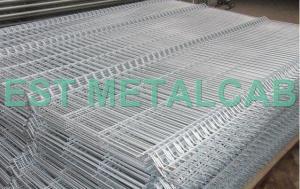 Gard zincat bordurat