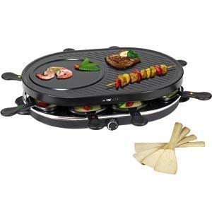 Grill cu racleta Clatronic RG3090 1200 W