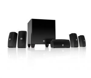 Sistem audio 5.1 JBL Cinema 610