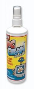 Solutie de curatat plasticul