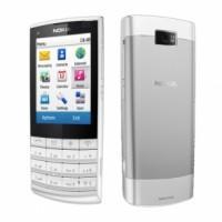 Nokia x3 02 white