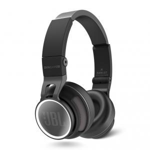 Casti Bluetooth JBL Syncros S400BT - Negru