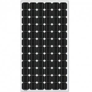Sistem fotovoltaic monocristalin