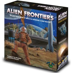 Joc Alien Frontiers