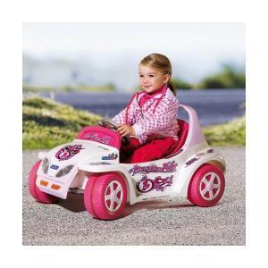 Peg perego mini racer pink