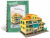 Puzzle 3d - casa italia