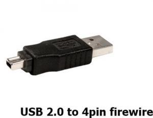 Adaptor firewire 9 pini