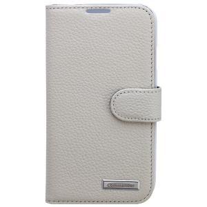 COMMANDER BOOK CASE ELITE for Samsung Galaxy S4 - White ON3531