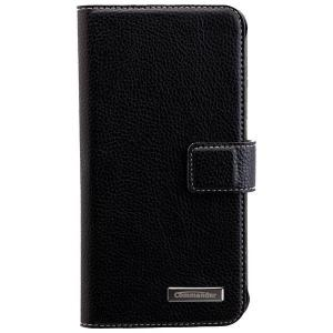 COMMANDER BOOK CASE ELITE for Samsung Galaxy S7 - Black ON3534