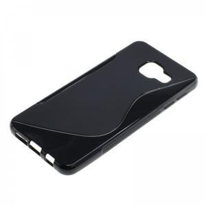TPU Case pentru Samsung Galaxy A3 2016 negru ON043